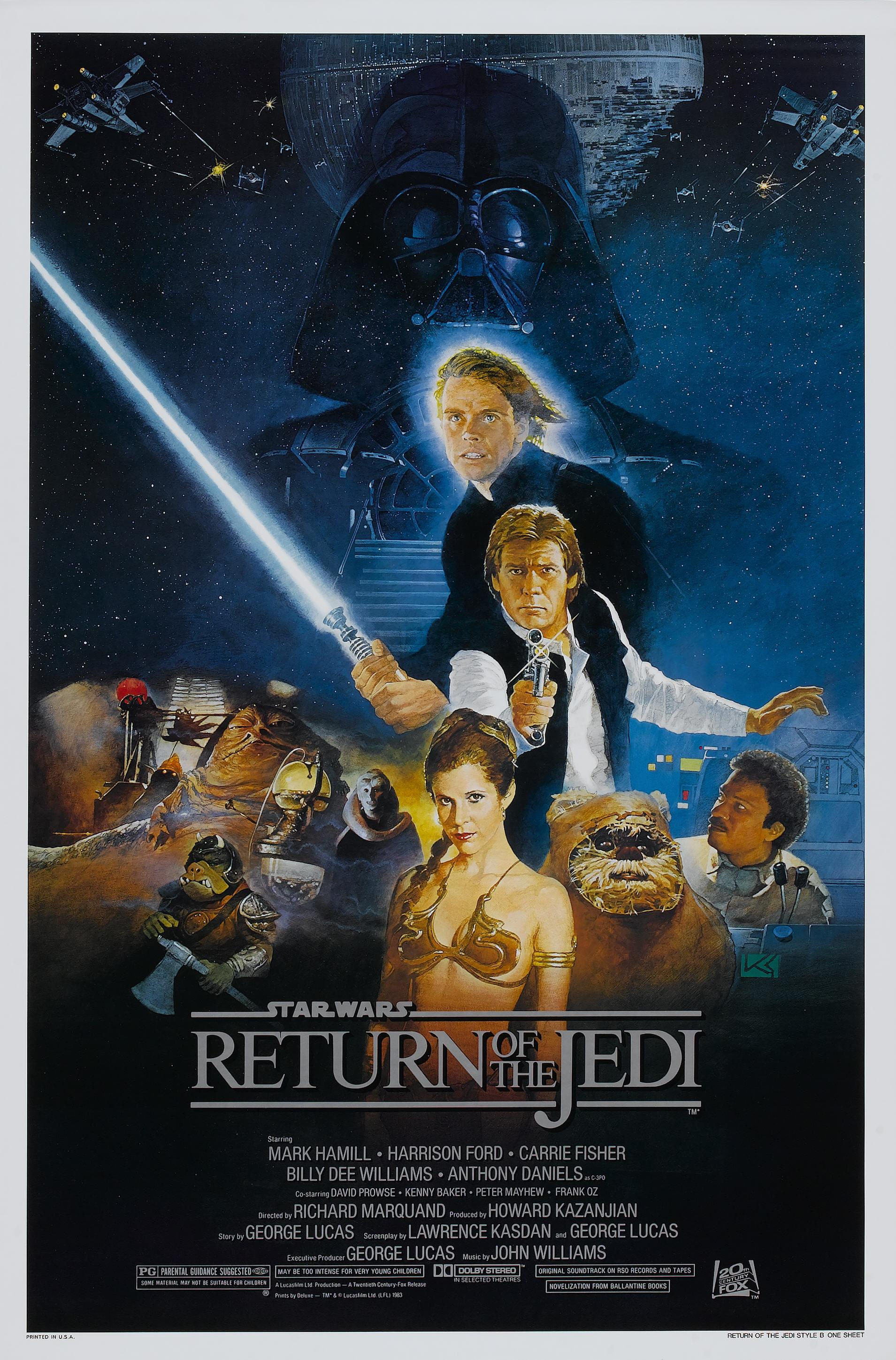 Star Wars spinoff ideas from Return of the Jedi