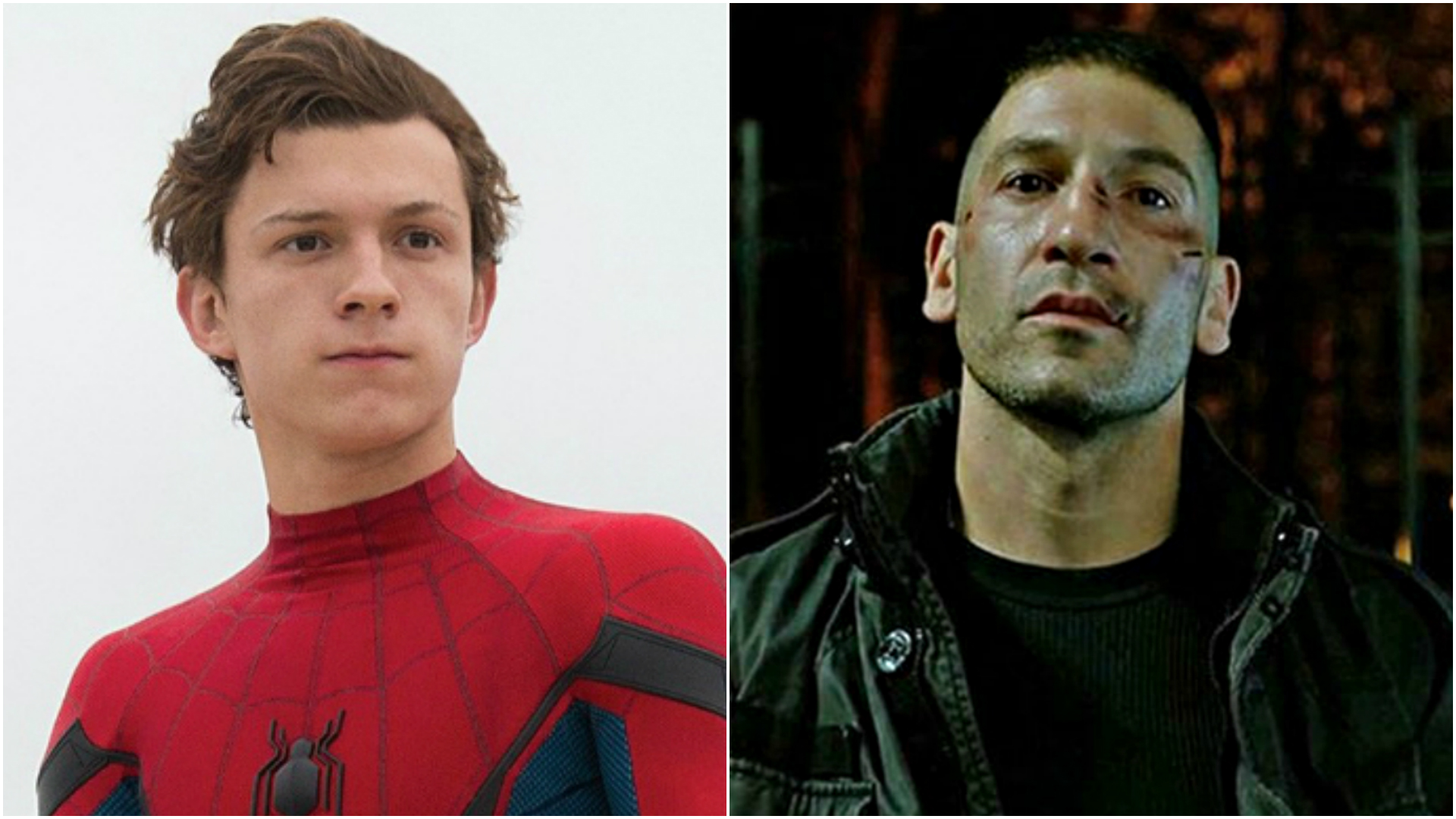 Tom Holland Helped Jon Bernthal Become Punisher