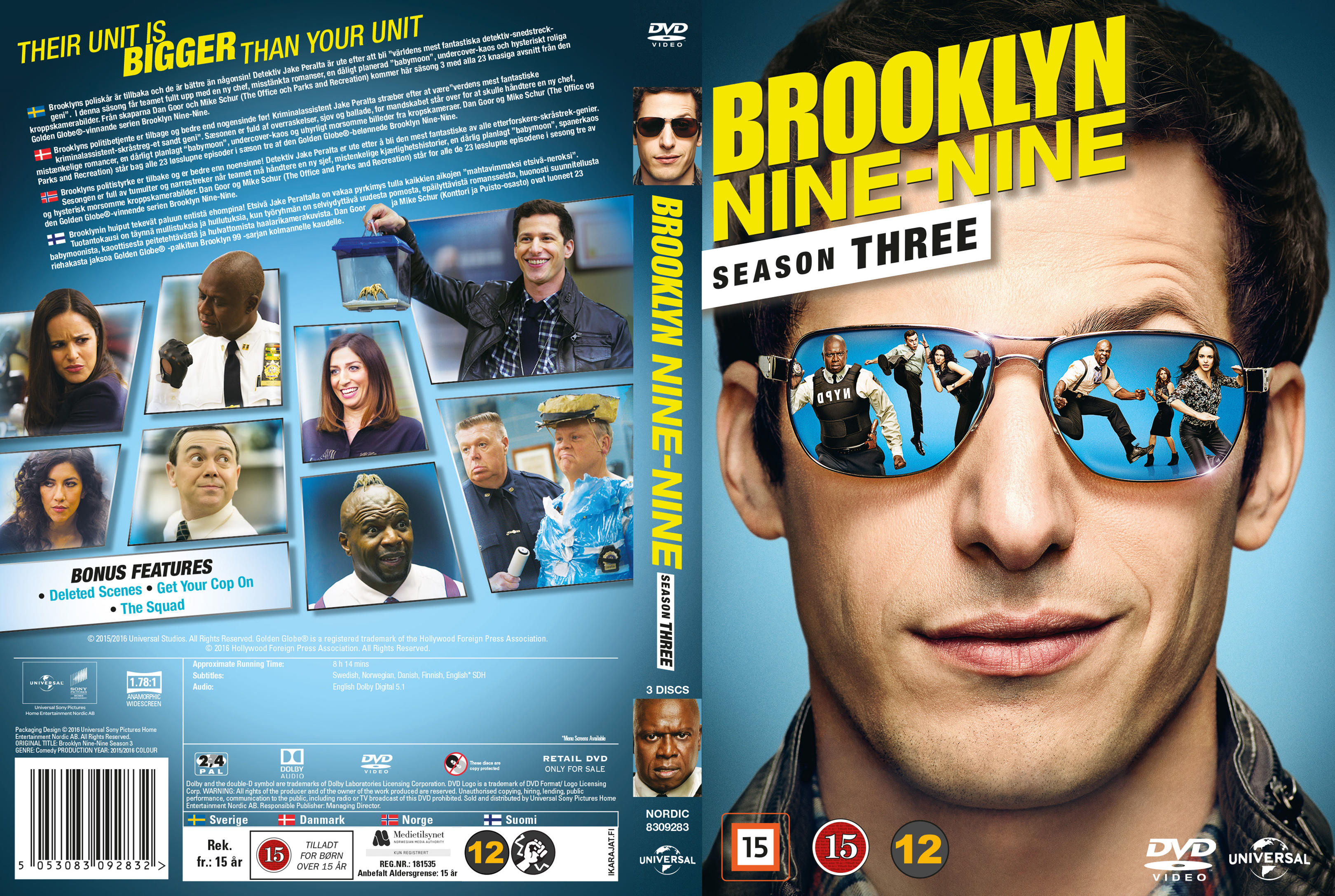 The untold truth of Brooklyn Nine-Nine