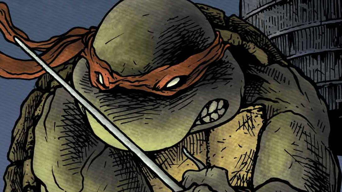 original face shredder tmnt