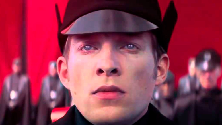 Why General Hux from S...