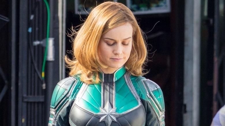 How Brie Larson Got Ripped For Captain Marvel