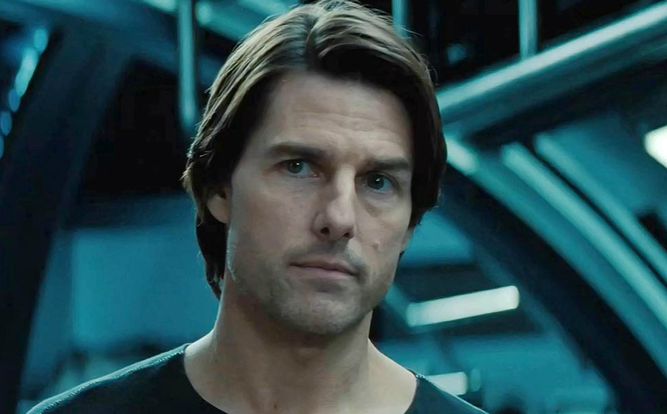 Tom Cruise Jumps From A Plane For Mission Impossible