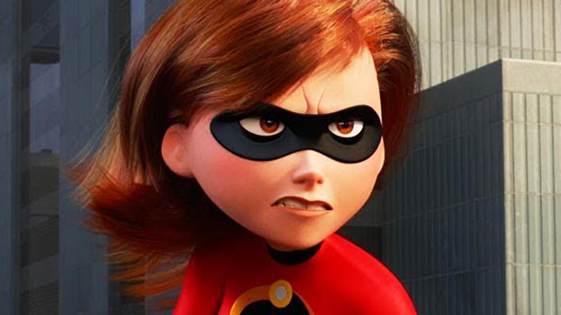 Incredibles 2 New Tv Spot Sees Bob And Ellen Swap Jobs