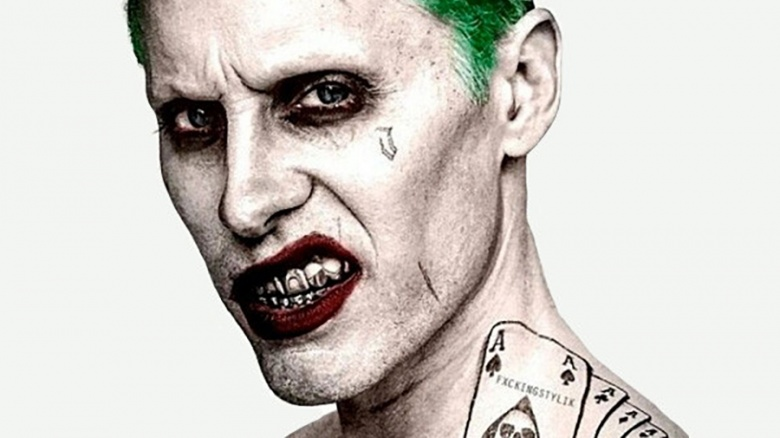 Suicide Squad Director Makes Admission About The Joker