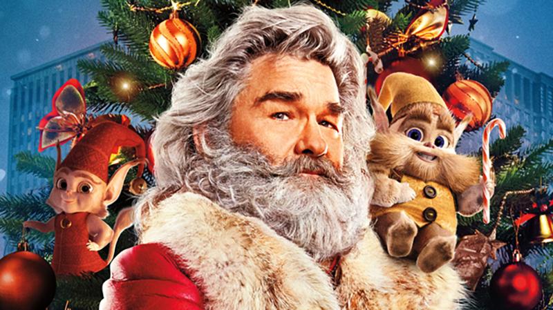 Christmas Chronicles Sleigh.The Christmas Chronicles See Kurt Russell As Santa