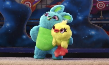 Bunny and Ducky Toy Story 4