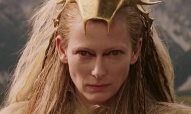 Tilda Swinton in The Chronicles of Narnia