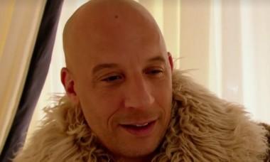 Vin Diesel in xXx: The Return of Xander Cage