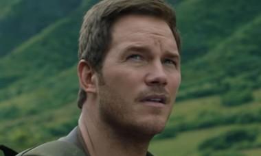 Chris Pratt in Jurassic World: The Fallen Kingdom
