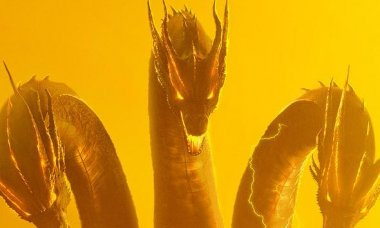 Ghidorah Godzilla King of the Monsters poster
