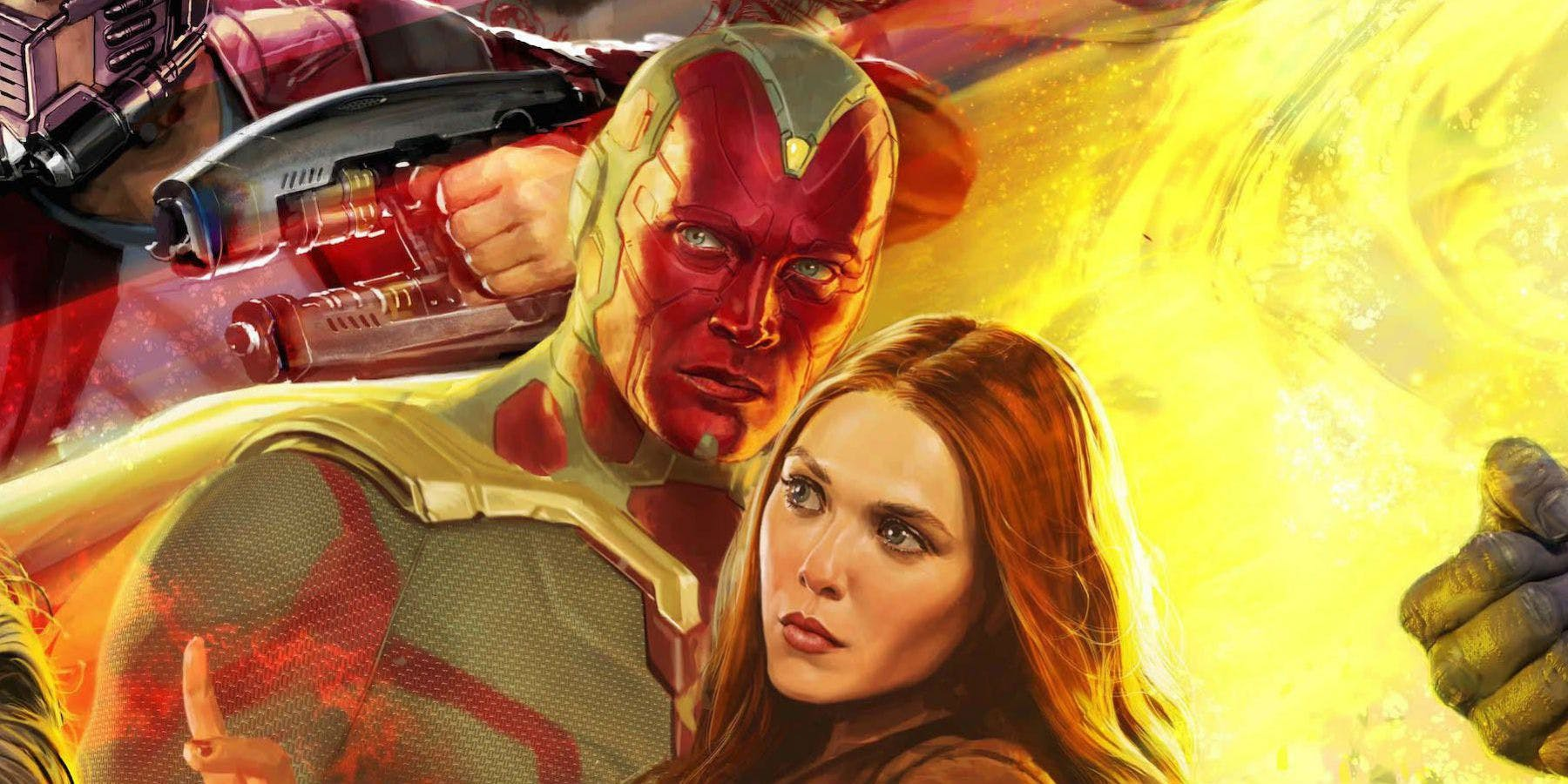 """Image result for vision and wanda"""""""