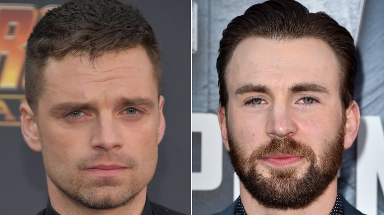 Sebastian Stan To Replace Chris Evans In Netflix Movie