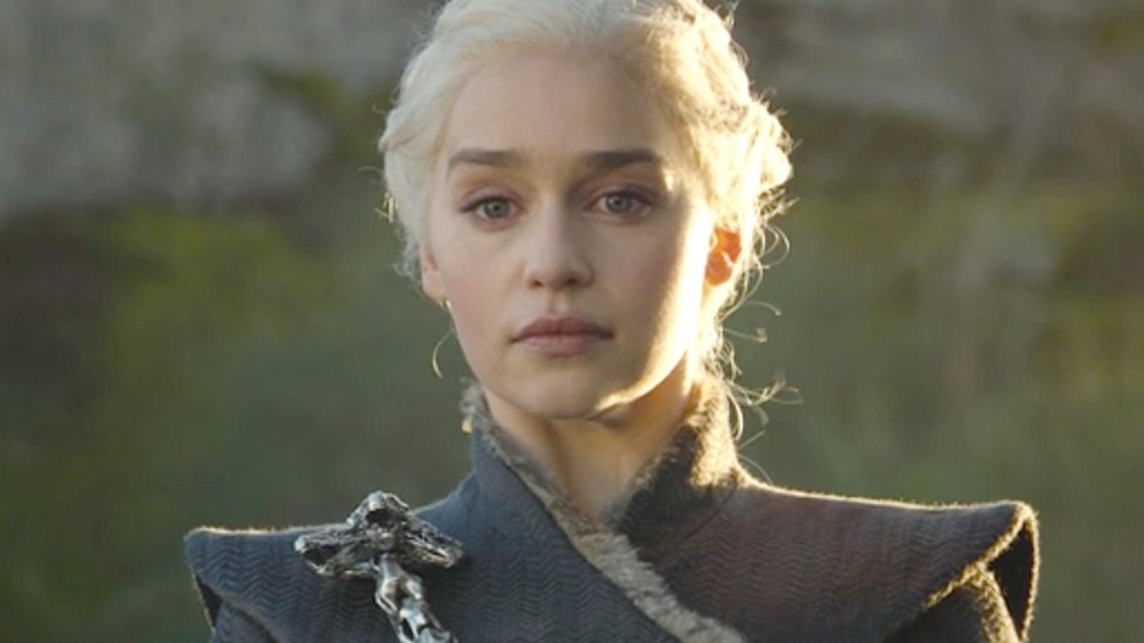 Emilia Clarke Reacts To Petition Demanding A Got Remake