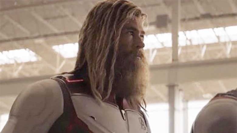 Chris Hemsworth talks about playing Fat Thor in Endgame