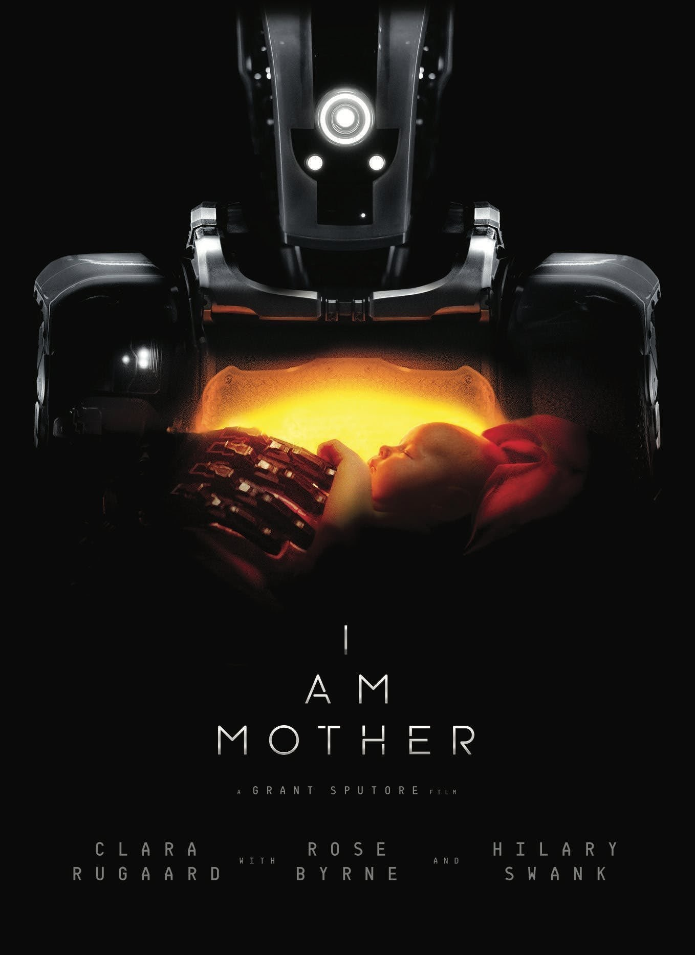 The ending of I Am Mother explained