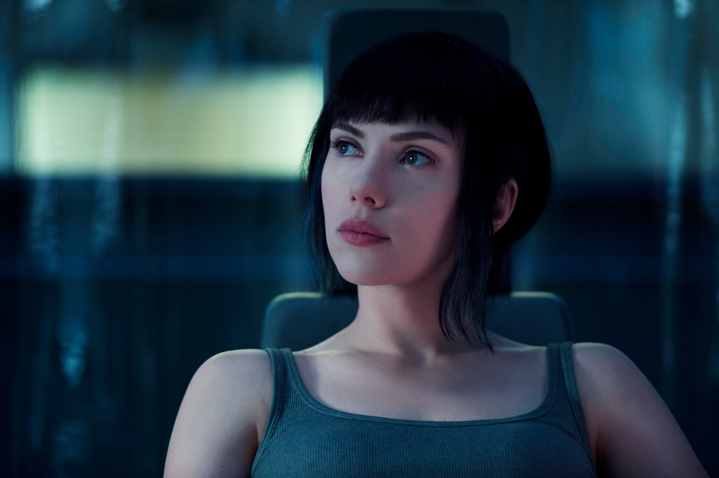 Netflix Unveils First Photo For New Ghost In The Shell
